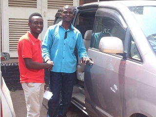 Customer who purchased a car from AGASTA CO., LTD.