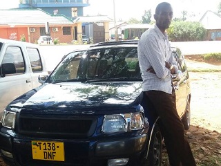 Customer who purchased a car from Jimex Co. Ltd.